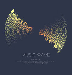 Poster of the sound wave vector