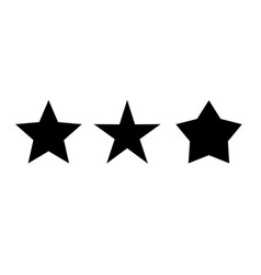 Star icon - design vector