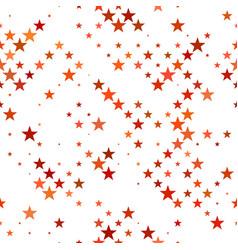 Abstract pentagram pattern - background design vector