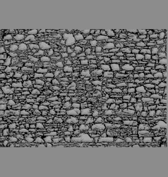 Stone background vector