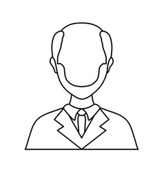 lawyer icon image vector image vector image
