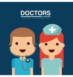 healthcare concept design vector image