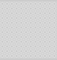 Tile grey pattern or seamless decoration vector