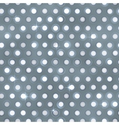 Wall retro light banner seamless vector