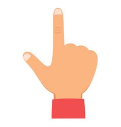 Fingers vector