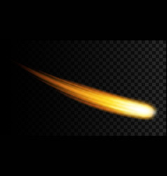 creative of flying cosmic vector image