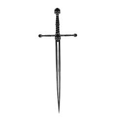 fantasy sword 0002 vector image