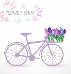 Flowers delivery vector