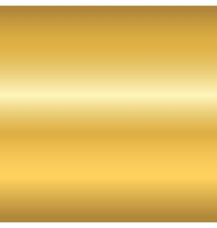 Gold texture seamless pattern horizontal vector image