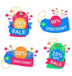 Symbol discount vector