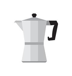 Coffee percolator vector