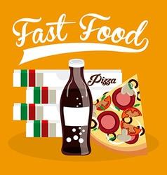 Menu and Food design vector