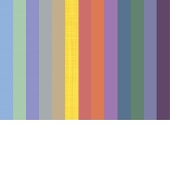 Pantone fashion color report spring 2014 vector