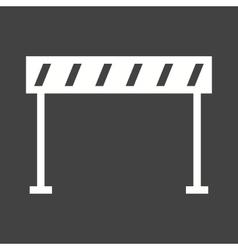 Road Barrier vector