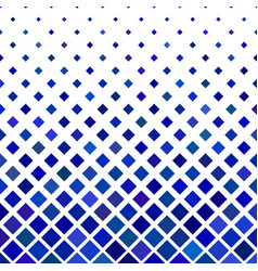 blue square pattern background - geometric from vector image