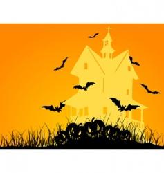 halloween5 vector image