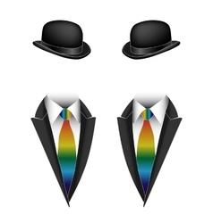 Gay couple vector