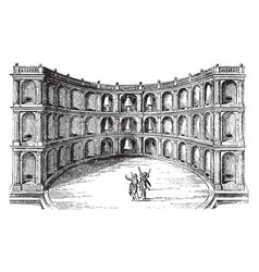 Theater of vitruvius theater of vitruvius was a vector