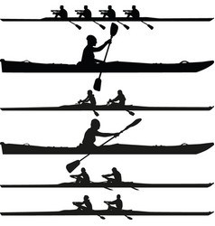 Kayak vector