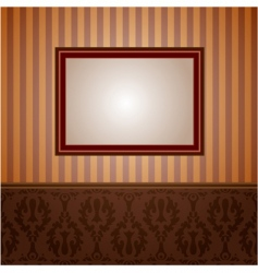 Wallpapers and frame vector