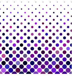 Colored dot pattern background - from purple vector