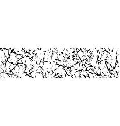 Scratches texture background vector