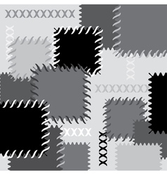 background patches vector image