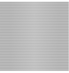 black and white horizontal stripes pattern vector image