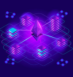 Crypto-currency isometry bright holographic vector