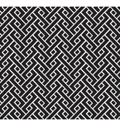 Interlacing pattern vector