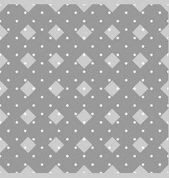 Tile pattern with grey and white geometric vector