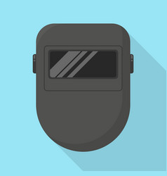 welder mask icon vector image