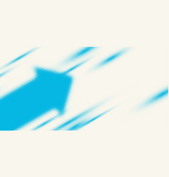 monochrome printing raster modern halftone vector image