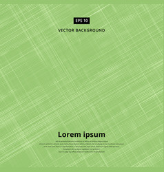 texture background of green fabric vector image