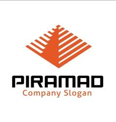 Piramad Design vector