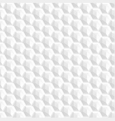 Decorative texture - seamless white shapes vector
