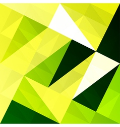green patch background vector image vector image