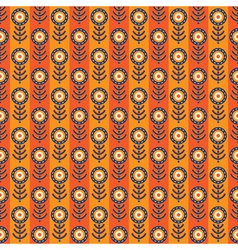 Abstract seamless pattern with strips vector