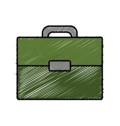 Briefcase icon image vector