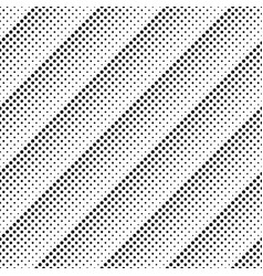 geometrical abstract seamless monochrome dot vector image