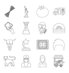 Veterans history sport and other web icon in vector