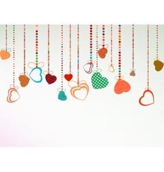 Valentine day background EPS 8 vector