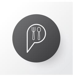Booking icon symbol premium quality isolated vector