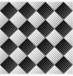 seamless geometrical dot pattern background vector image