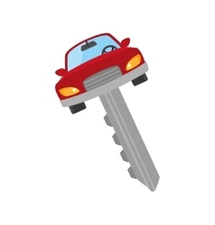 Car key security vector
