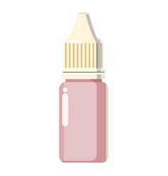 nasal drops icon cartoon style vector image vector image