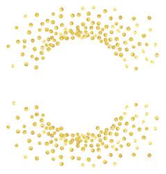 Gold round1 vector