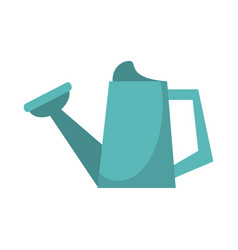 watering can garden tool image vector image