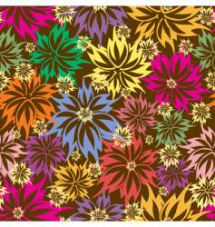 floral wallpapers vector image