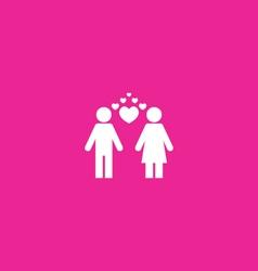 Couples Icon vector